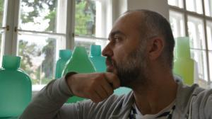 Glassmaker Martin Hlubuček: I'm interested in the story of shape