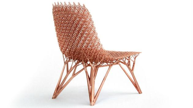 Adaptation Chair z kolekce Mircostructures