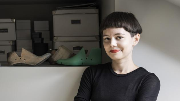 Czech designer Marie Nina Václavková: My shoes can be repaired, but I want them to also be recyclable